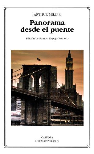 9788437630342: Panorama desde el puente (Letras Universales)