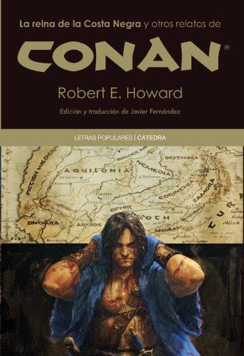 9788437630618: La reina de la Costa Negra y otros relatos de Conan (Letras Populares)