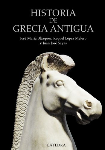 9788437630724: Historia de Grecia Antigua (Historia. Serie Mayor)