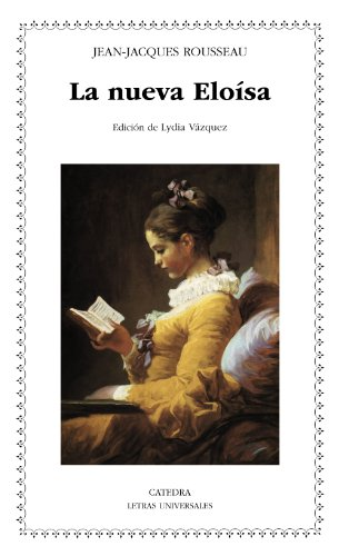 9788437631608: La nueva Eloísa / The new Heloise (Spanish Edition)