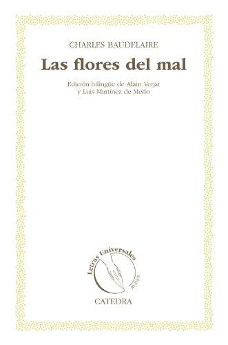 9788437631707: Las Flores Del Mal (30 Años Letras Universales)
