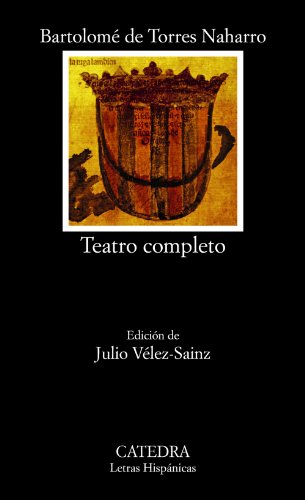 9788437631776: Teatro completo (Letras Hispánicas)