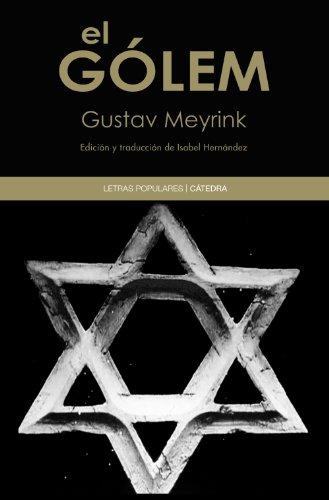 9788437631806: El gólem (Letras Populares)