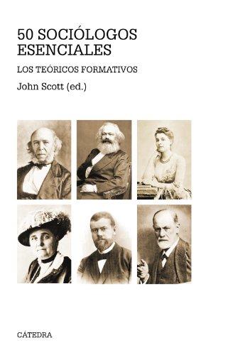 9788437631950: Cincuenta sociólogos esenciales / Fifty Essential Sociologists (Spanish Edition)