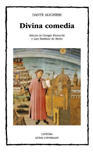 Divina comedia / Divine Comedy (Paperback): Dante Alighieri