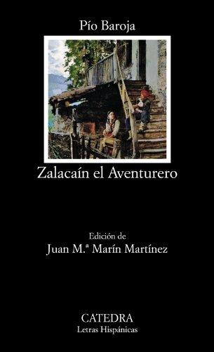9788437632490: Zalacaín el Aventurero