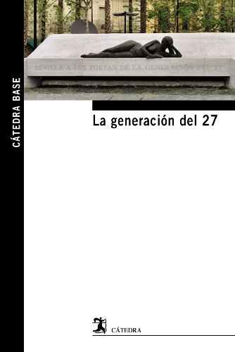 9788437632766: La generación del 27