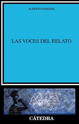 LAS VOCES DEL RELATO: Alberto Paredes