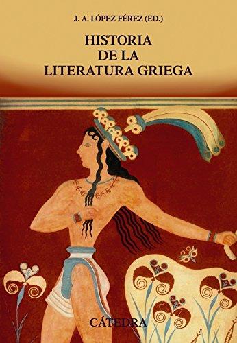 9788437634494: Historia de la literatura griega