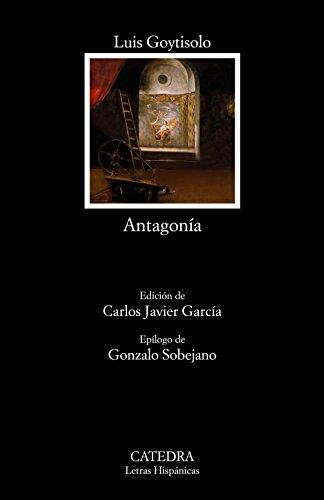 9788437634951: Antagonía (Letras Hispánicas)