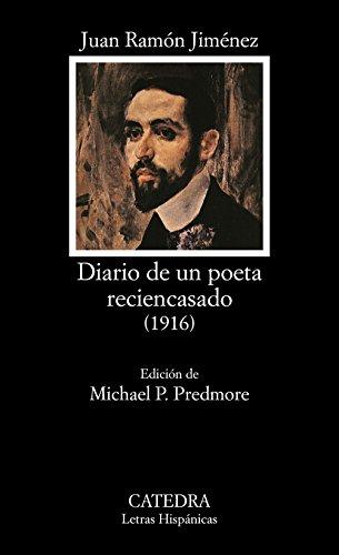9788437637358: Diario de un poeta reciencasado: (1916) (Letras Hispánicas)