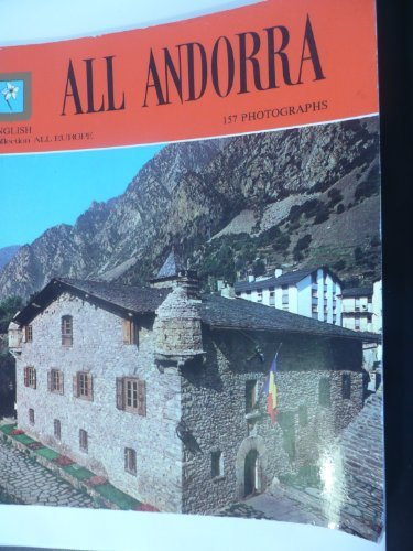 9788437802732: All Andorra (Collection all Europe)