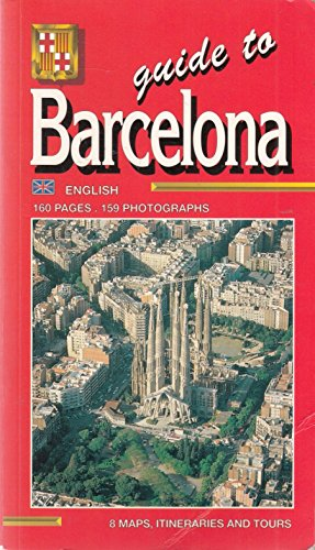 9788437816456: Guide to Barcelona