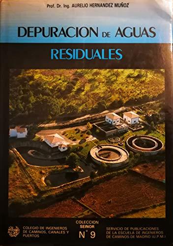 9788438000779: DEPURACION AGUAS RESIDUALES