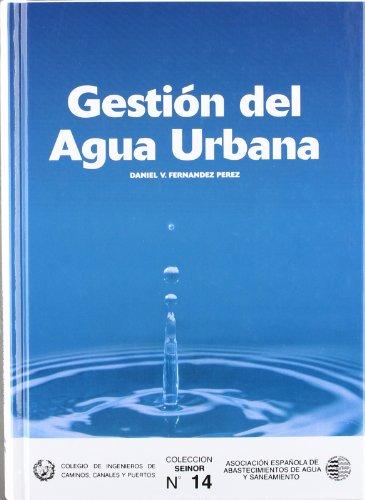 9788438000892: Gestion de agua urbana