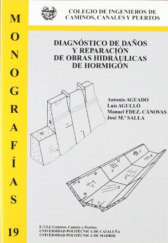 9788438001097: Diagnostico de Daos y Reparacion de Obras Hidraul (Spanish Edition)