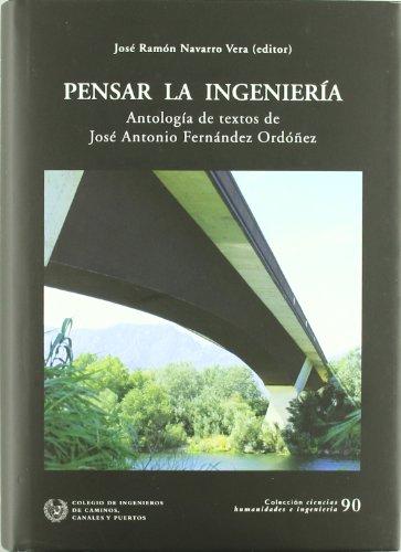 9788438004227: PENSAR LA INGENIERIA