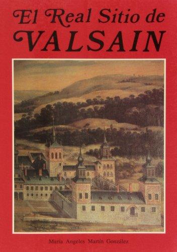 9788438101759: El Real Sitio De Valsain