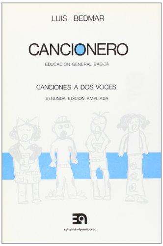 9788438102831: Cancionero. Educación Primaria - 3ª Edición - 9788438102831
