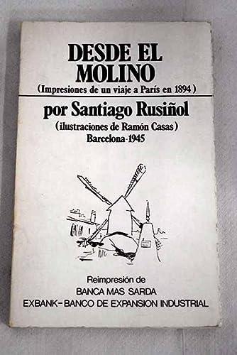 9788438300114: desde_el_molino