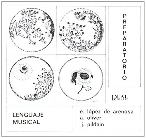 Lenguaje Musical, Preparatorio (All Instruments / Theory): Arenosa (López de),