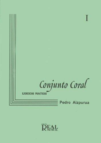 9788438701072: CONJUNTO CORAL V.1 EJERCICIOS PRACTICOS