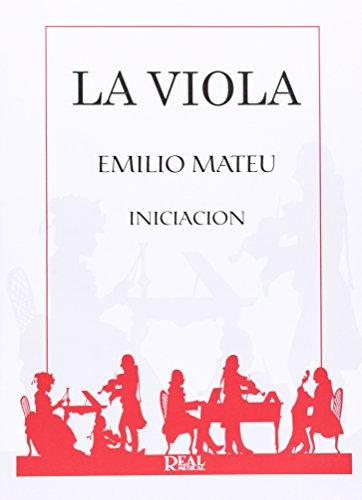 9788438701683: Emilio Mateu: La Viola, Iniciación