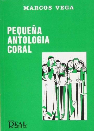 9788438702086: Pequeña Antología Coral