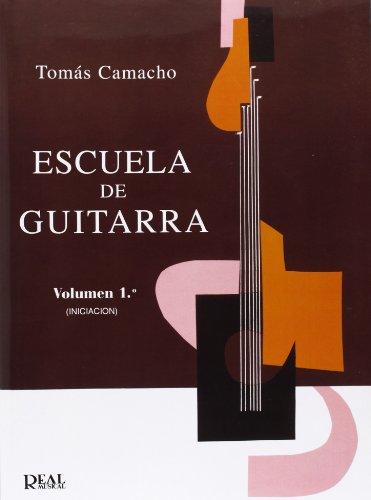 9788438702833: Escuela de Guitarra, Vol.1 Iniciación
