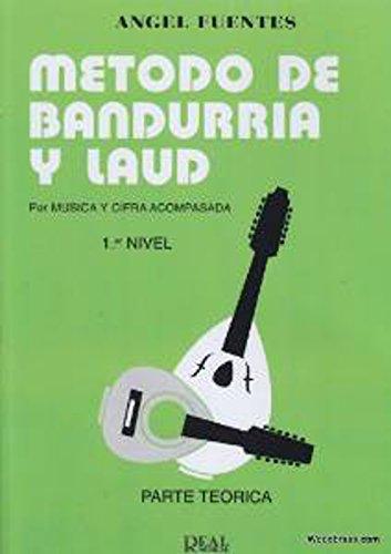9788438702994: Método de Bandurria y Laúd por Música y Cifra Acompasada, 1er Nivel: Parte Teórica