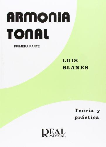 9788438704370: Armonía Tonal, 1 - Teoría y Práctica (RM Pedag.Libros Tècnicos)