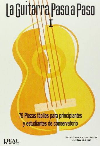 9788438704974: LA GUITARRA PASO A PASO I