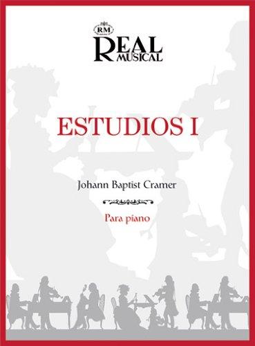 9788438705629: Johann Baptist Cramer: Estudio I para Piano