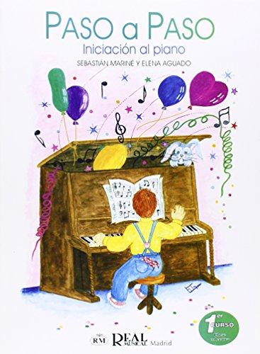 9788438705889: Paso a Paso, Iniciación al Piano, 1° Curso, Clase Colectiva