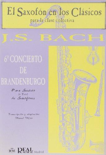 9788438706541: CONCIERTO DE BRANDENBURGO Nº6 (SC+PT)