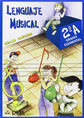 9788438706701: Lenguaje Musical, Grado Elemental 2?a (RM Lenguaje musical)