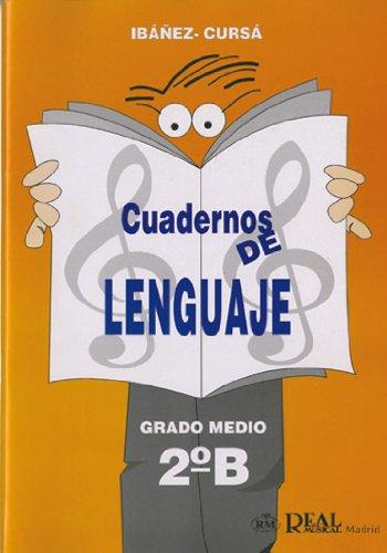 9788438707319: CUADERNOS DE LENGUAJE GRADO MEDIO 2B
