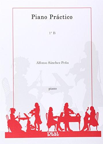 9788438707562: PIANO PRACTICO 1B