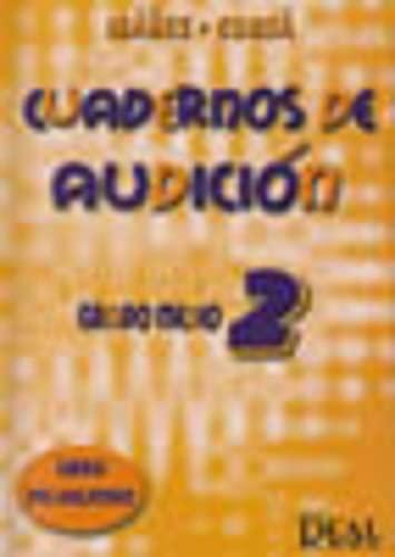 9788438709566: CUADERNOS DE AUDICION G. MEDIO 2 ALUMNO