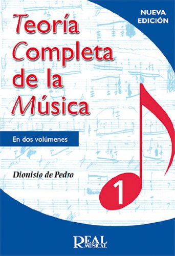 9788438709931: Teoría Completa de la Música, Volumen 1 (RM Teoria de la musica)
