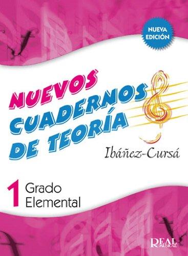9788438710067: Nuevos Cuadernos de Teoria Vol.1