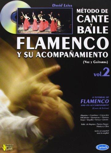 9788438710357: Metodo De Cante Y Baile Flamenco 2