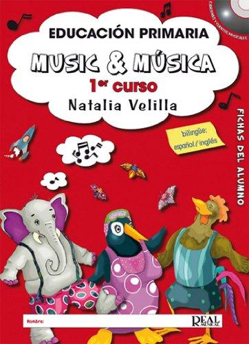 9788438710692: MUSIC & MUSICA ALUMNO V.1+DVD (RM Pedag Educacion)