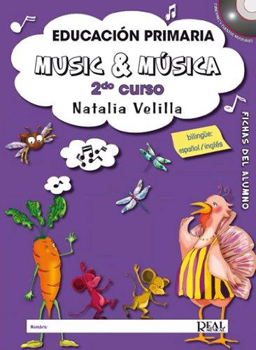 9788438710715: MUSIC & MUSICA 2 E.P.2 R.MUSIC