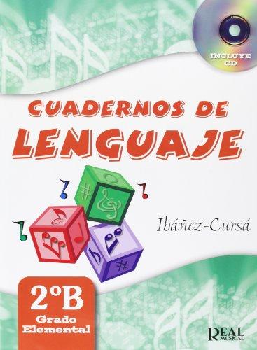 9788438711194: Cuadernos de Lenguaje, 2B (Grado Elemental - Nueva Edición) (RM Lenguaje musical)