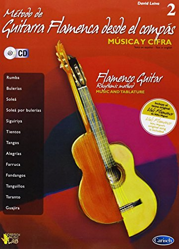 9788438711316: Metodo de Guitarra Flamenca desde el Compás, Volumen 2 (Carisch Music Lab Spagna)