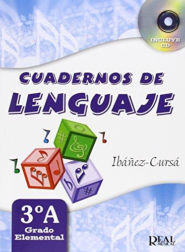 9788438711637: Cuadernos de Lenguaje, 3A (Grado Elemental - Nueva Edición)