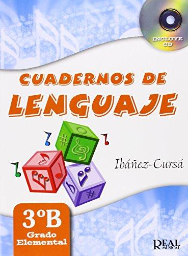 9788438711644: Cuadernos de Lenguaje, 3B (Grado Elemental - Nueva Edición) (RM Lenguaje musical)