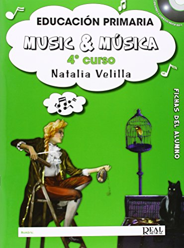 9788438711699: Music & Música, Volumen 4 (Alumno) (Music and Música)