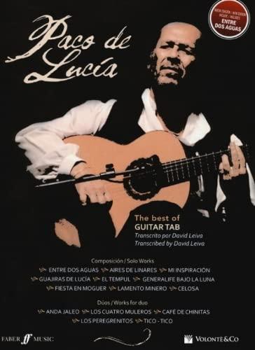9788438711729: Partition classique CARISCH DE LUCIA P. - GUITAR TAB Guitare